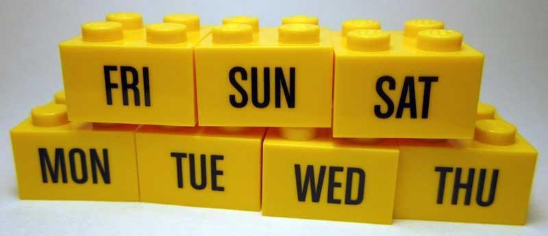 week-days